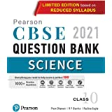 CBSE Revised Syllabus | Science Question Bank for Class 10 | 2021 | By Pearson