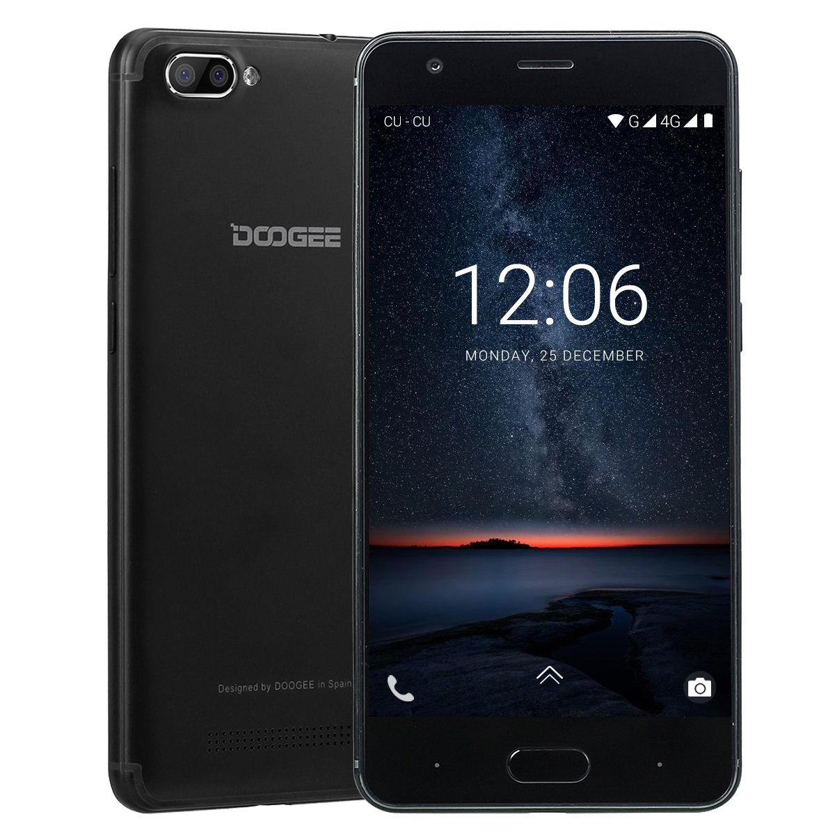 Mobile Phones Cheap, DOOGEE X20L Unlocked 4G Dual...