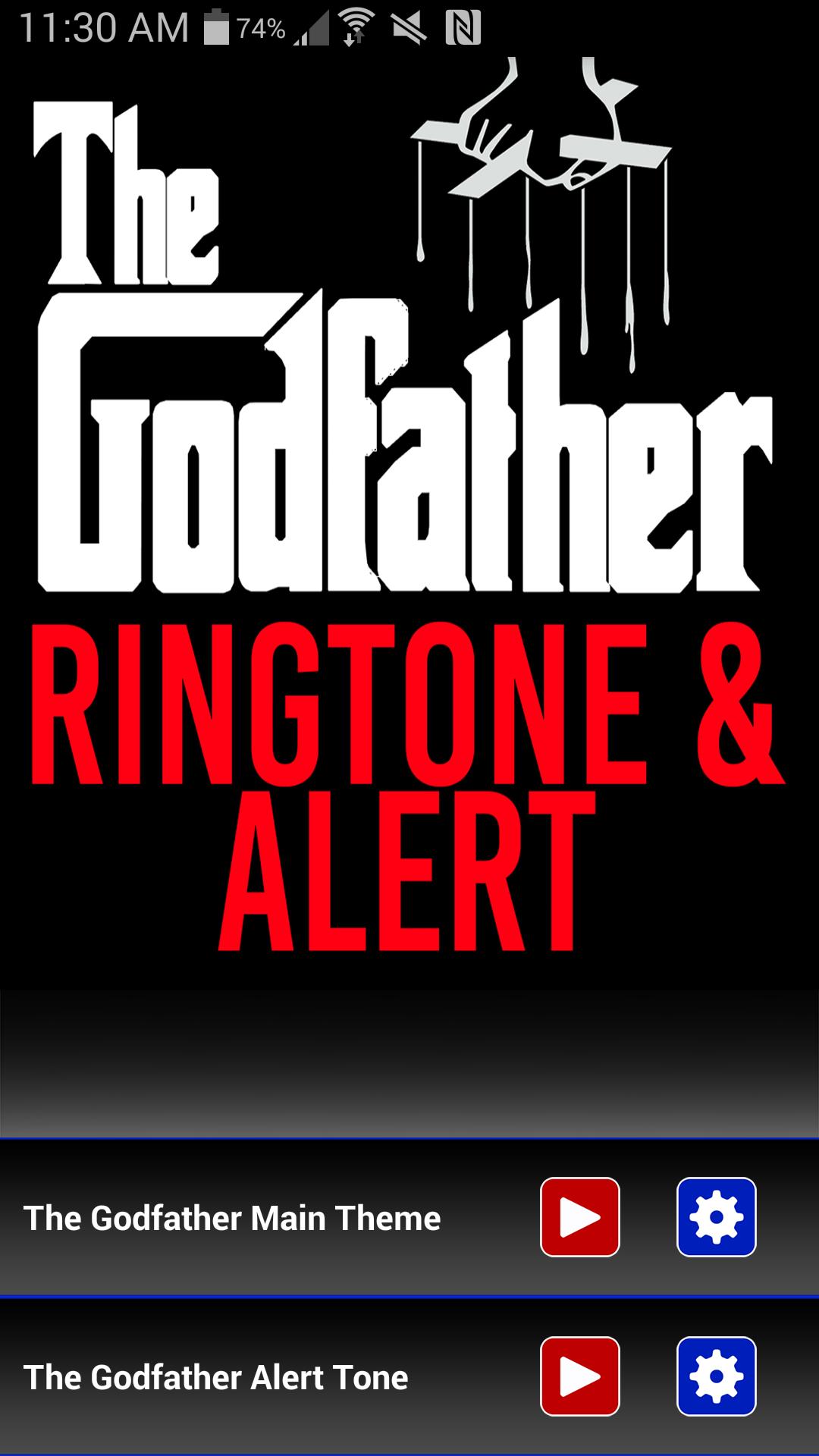 The Godfather Ringtone Amazon De Apps Fur Android