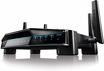 Linksys WRT32X AC3200 Dual-Band Wi-Fi Gaming Router (mit Killer Prioritisation Engine)