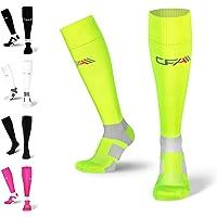 Calze a compressione di alta qualità per uomo e donna, protezione per caviglia e metatarso, cuciture piatte, per corsa…