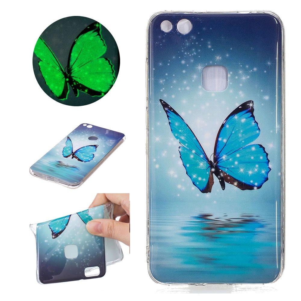 Sycode Luminoso Custodia per Huawei P10 Lite,Cover per Huawei P10 ...