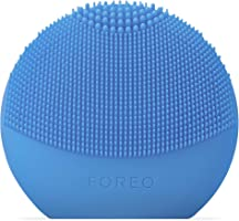 FOREO LUNA fofo Smart Facial Cleansing Brush and Skin Analyzer, Aquamarine