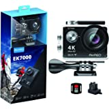AKASO EK7000 4K Action Camera Ultra HD WiFi Sports Waterproof Underwater Camera Video Recorder with 170 Degree Wide Angle and