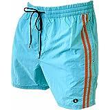 Navigare Boxer Mare Costume Uomo Pantaloncini da Bagno Anche in Taglie conformate