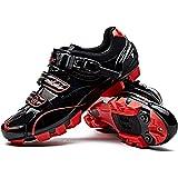 Santic Zapatillas Ciclismo MTB Zapatillas Bicicleta Montaña Hombre Zapatos Ciclismo Calzado Bicicleta Montaña - Knight Ⅱ