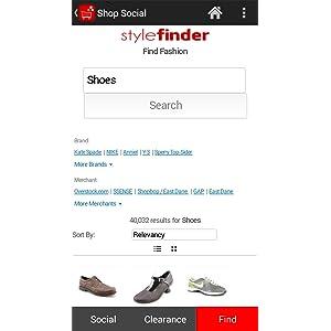 Social Shop FollowFashionStyleAmazon itAppstore Android Per mNOnv08w