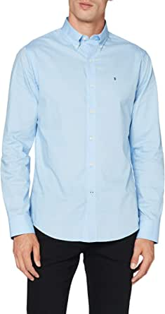 Izod Men's Poplin Bd Button Down Shirt
