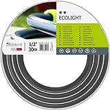 Cellfast Ecolight serie Tuinslang, elastisch en flexibel, 3-laagse waterslang van polyesterkruisweefsel, druk- en uv-bestendi