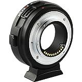 Viltrox EF-M1 Enfoque Automático AF Adaptador Objetivo Convertidor para Canon EF EF EF-S Objetivo para M4 / 3 Cámaras Panason