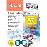 Peach PP525-05 lamineringsfolie A7, 125 mic, 100 stycken