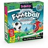 The Green Board Game Co BrainBox - Football - Board Game