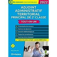 Adjoint administratif territorial principal de 2e classe 2022: Tout-en-un