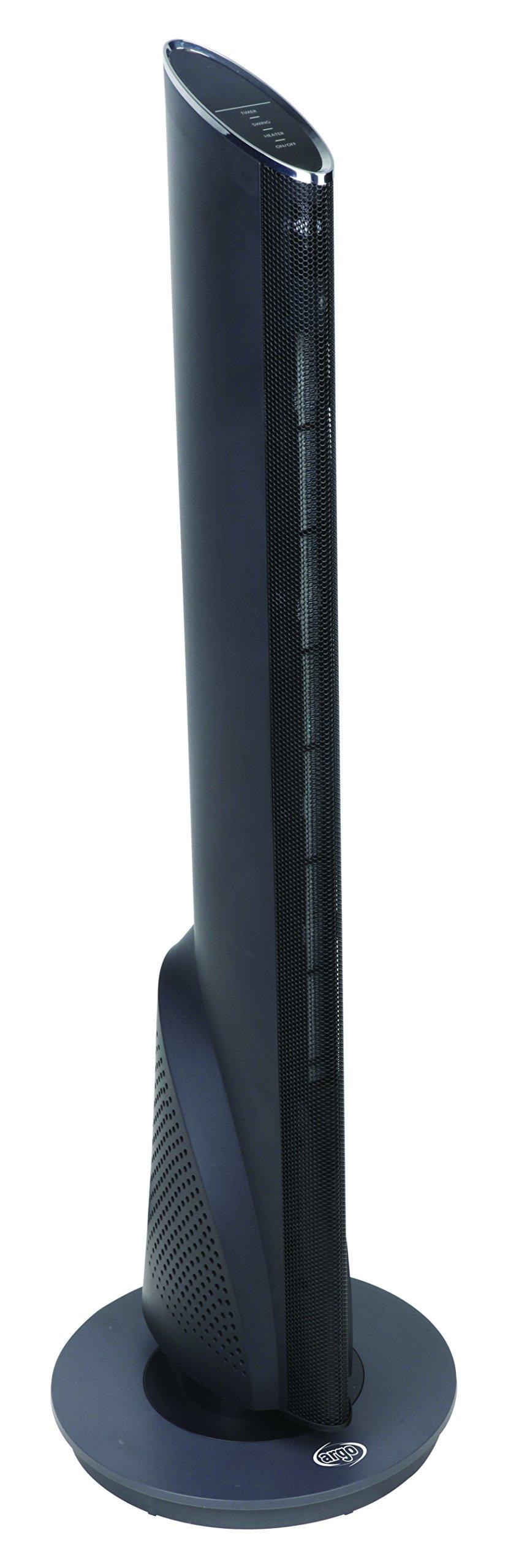 ARGO Termoventilatore Lounge Ceramico a Torre Potenza termica 2000 Watt