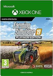 Farming Simulator 19: Platinum Edition | Xbox One - Codice download