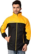 Derbenny Premium Quality Stylish & Comfortable Black Windcheater/Jacket for Men