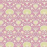 Tilda Bumblebee Garden BIENEN Pink Stoff Fat Quarter