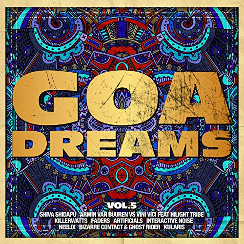 Goa Dreams, Vol.5