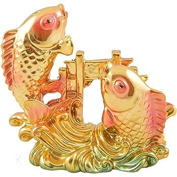 Buy Reiki Crystal Products Vastu Feng Shui Arowana Fish On Bed Of