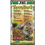 JBL TerraBark 71023 marksubstrat, för skogs- och regnskogsterrarier, tallbark, 20–30 mm, 20 l