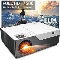Performance Videoprojecteur Full HD - Artlii Stone 1, 2020 New, 1080P Natif retroprojecteur, Max 300'' projecteur…