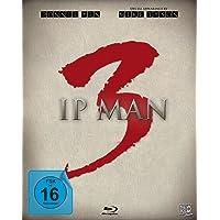 IP Man 3 (Steelbook Limited Edition) inkl. Booklet und 2x Postkarten [Blu-ray]