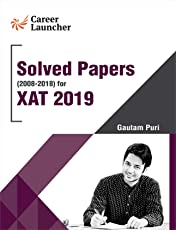 XAT (Solved Papers 2008-2018) 2019