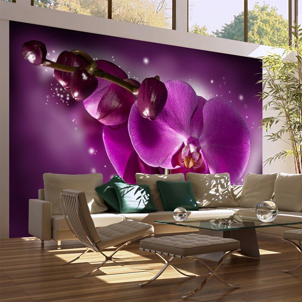 fototapete schlafzimmer orchidee. Black Bedroom Furniture Sets. Home Design Ideas