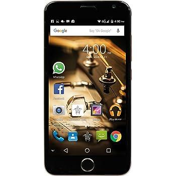 Mediacom M-PPAX532U PhonePad, Dual SIM, 16 GB, Oro