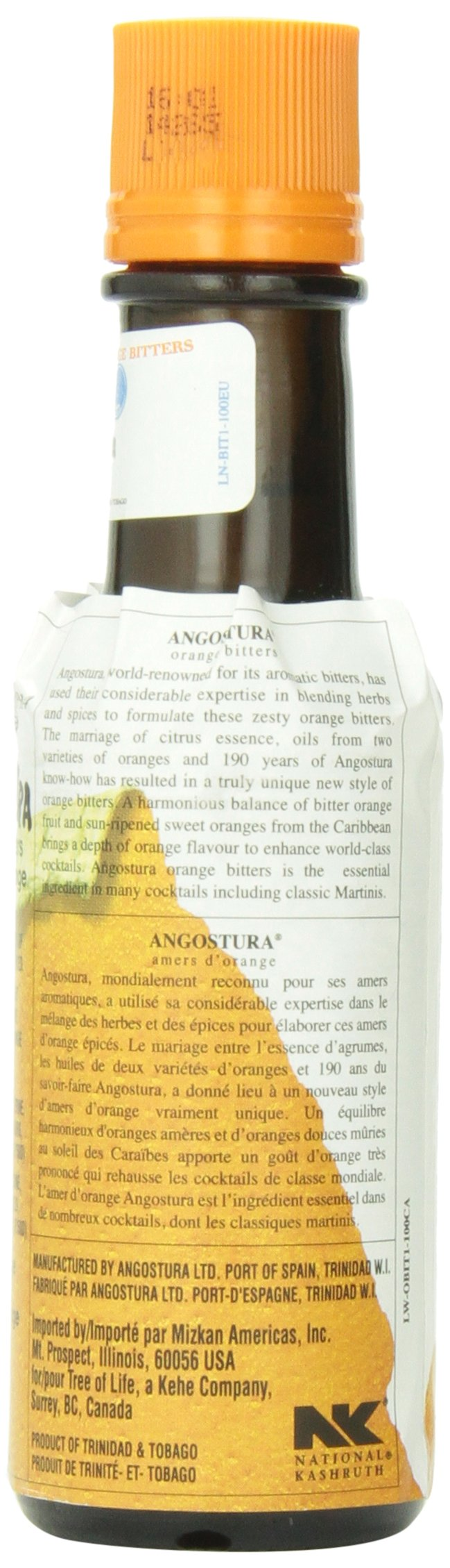 Angostura Orange Bitters, 100ml 4