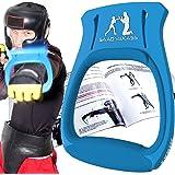 EVNIK - Hoge snelheid gewicht EVNIK1 - Perfect voor ponssnelheid - Schaduwboksen - Agility en Hand Eye Coördinatie Training -