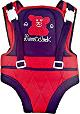 Baby Basics Soft Baby Carrier with Comfortable Full Support Carry Bag