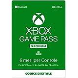 Abbonamento Xbox Game Pass - 6 Mesi | Xbox - Codice download