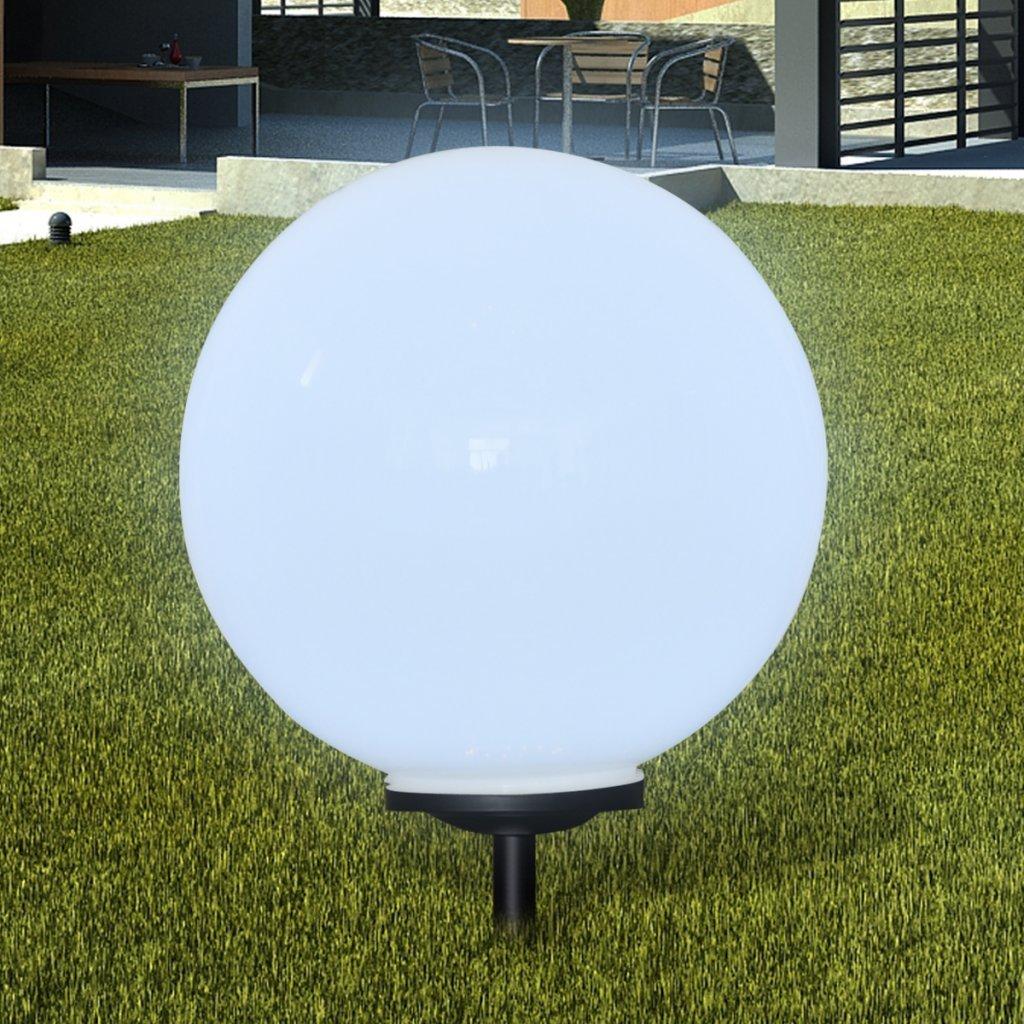vidaXL 12x Luce Solare LED per Esterni con Picchetto Lampada Esterni Lanterna IT