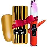 Beromt Mirror Treasure nail Polish & Lip Gloss 302-202