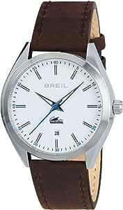 Orologio BREIL per uomo modello MANTA CITY con bracciale in acciaio, movimento SOLO TEMPO - 3H QUARZO
