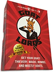 Goat Lords - Best Selling Game for Family, Adults, and Kids. Hilarious, Addictive, and Competitive Fun for Game Nights!