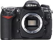 Nikon D200 SLR-Digitalkamera (10 Megapixel) nur Gehäuse (Generalüberholt)