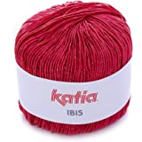 Katia Yarns, Red, 87 - IBIS