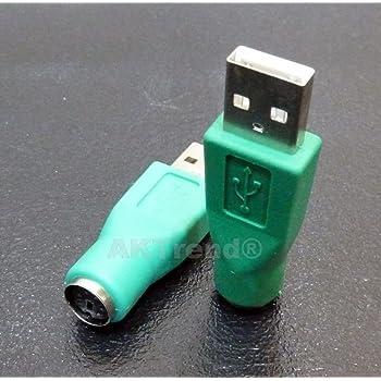 InLine 19933P PS//2 Y-Kabel-auf-Notebook f/ür Maus//Tastatur