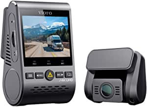 Viofo 4k Double Channel Car Camera Dashcam A129 Pro Duo Elektronik