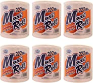 Cool & Cool 222m Maxi Roll, Pack of 6 Rolls
