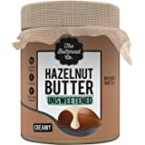 The Butternut Co. Hazelnut Butter Unsweetened, 200 gm (No Added Sugar, Vegan, High Protein, Keto)