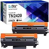 LxTek Compatibili Toner Sostituzione per Brother TN2420 TN2410 per MFC-L2710DW L2710DN L2730DW L2750DW DCP-L2510D L2530DW L25