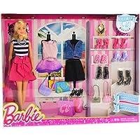 Barbie Fashions and Accessories, Multi Color