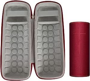 Khanka Hart Tasche Für Ultimate Ears Ue Boom 3 Elektronik