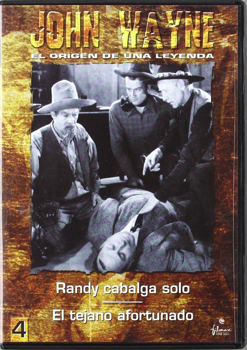 John Wayne Nº 4 (Import Dvd) (2003) John Wayne; Verna Hillie; Noah Beery; Noah