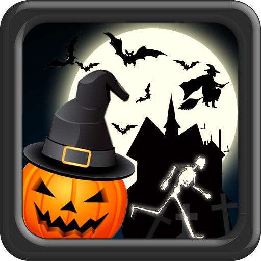 Halloween Jungle Run