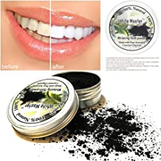 bulary schwarzem Pulver-Dent-Pulver in Dent für Bambus-Kohle beseitigen Flecken von Rauch Flecken-Dent