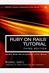Ruby on Rails Tutorial: Learn Web Development with Rails (Addison-Wesley Professional Ruby Series) Kindle Edition